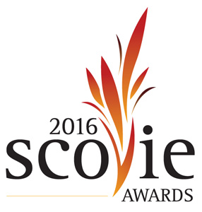 2nd Place Scovie Awards Winner
